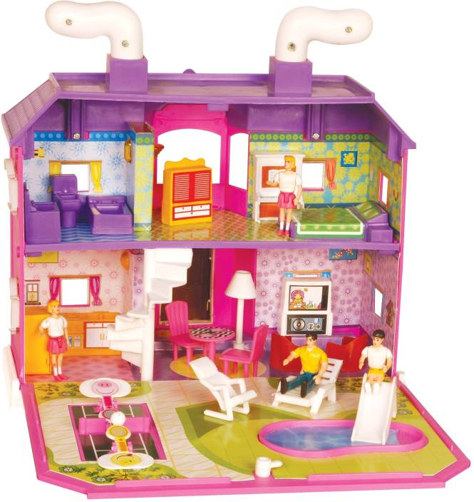 Toyzone My Family Doll House My Family Doll House Shop For
