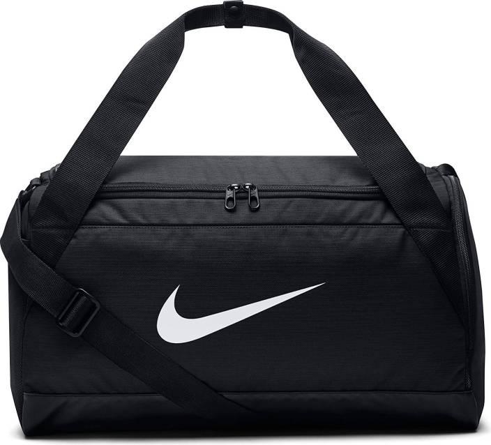 bf049525a1a7 Nike Brasilia Medium Gym Bag Black - Price in India
