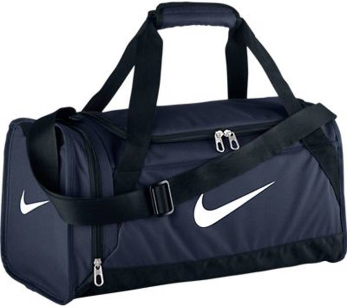 Nike Brasilia 6 Duffel Bag-EXTRA SMALL Travel Duffel Bag Navy Blue ... 87f7f66a9a264