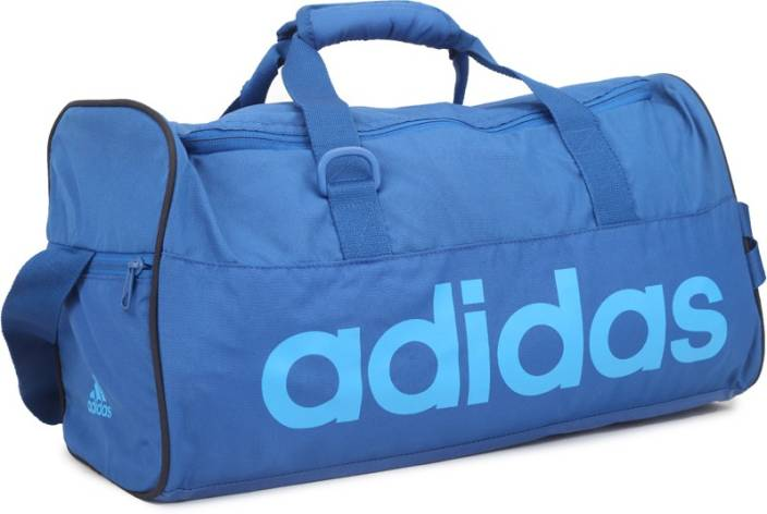 2fe3c37b1a ADIDAS Gym Bag EQT BLUE - Price in India