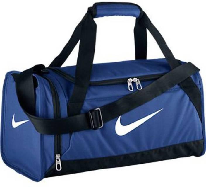 Nike Brasilia 6 Extra Small Travel Duffel Bag Royal Blue - Price in ... 4deba32073