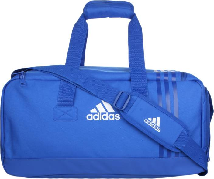 ADIDAS (Expandable) TIRO TB S Travel Duffel Bag Blue - Price in ... 222e027f8cbf1