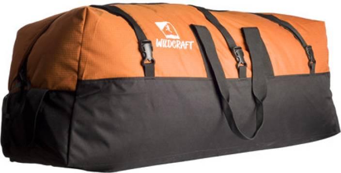 Wildcraft 40 Inch 102 Cm Black Hole Travel Duffel Bag