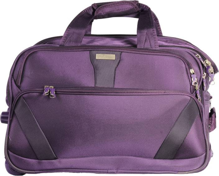 Sprint 19 inch/48 cm (Expandable) Multi Purpose Duffel Strolley Bag