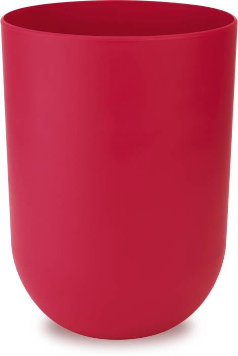 Umbra Bath Touch Waste Can Grey Plastic Dustbin
