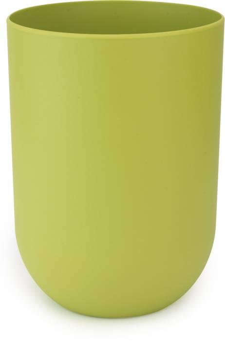 Umbra Bath Touch Waste Can Avocado Plastic Dustbin