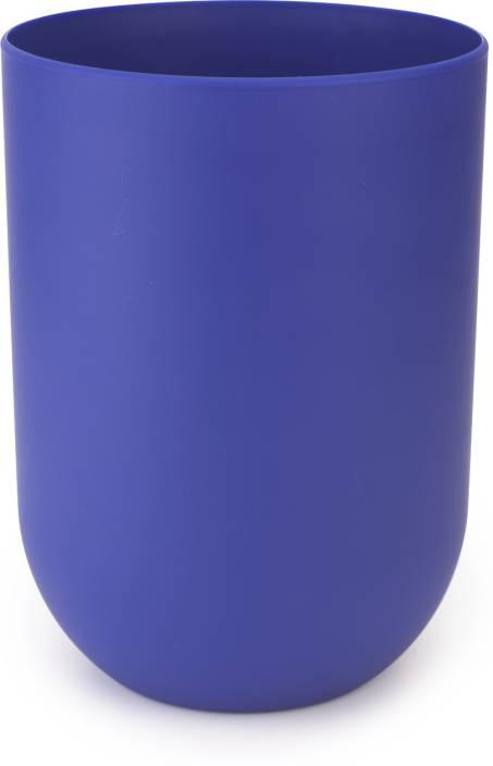 Umbra Bath Touch Waste Can Raspberry Plastic Dustbin