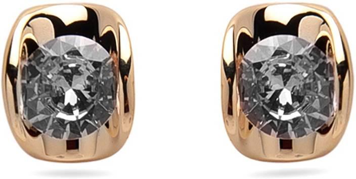 Diana Korr DKJ-E51 Crystal Alloy Stud Earring