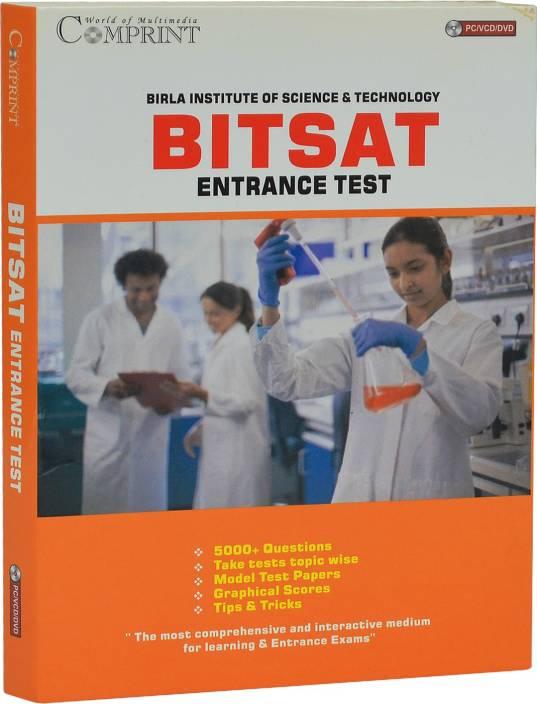COMPRINT BITSAT Entrance Test