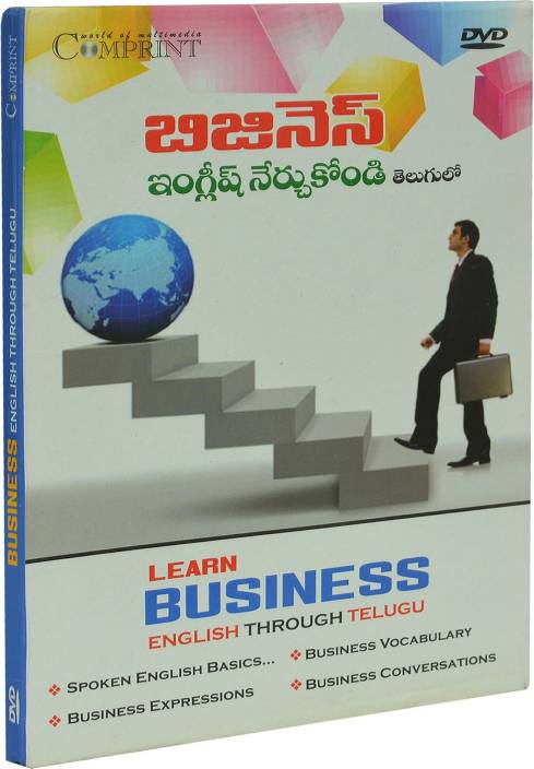 COMPRINT Learn Business English through Telugu