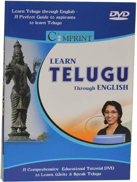 COMPRINT Learn Telugu Through English