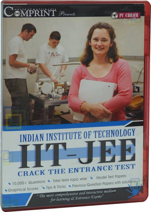COMPRINT Indian Institute of Technology IIT-JEE Crack The Entrance Test