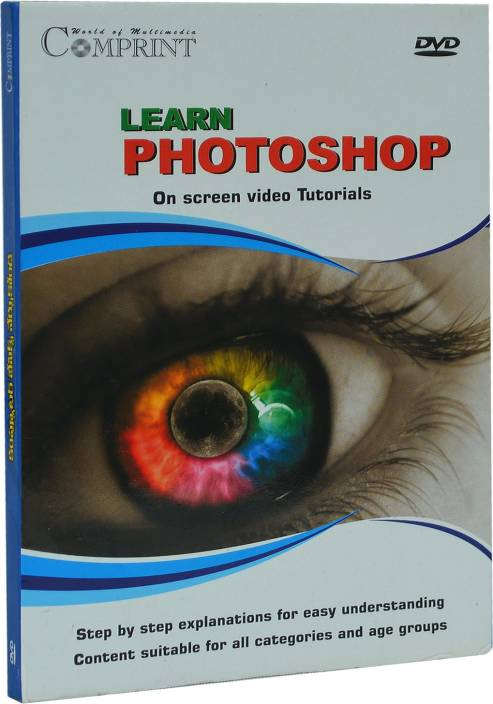 COMPRINT Learn Photoshop On Screen Video Tutorials
