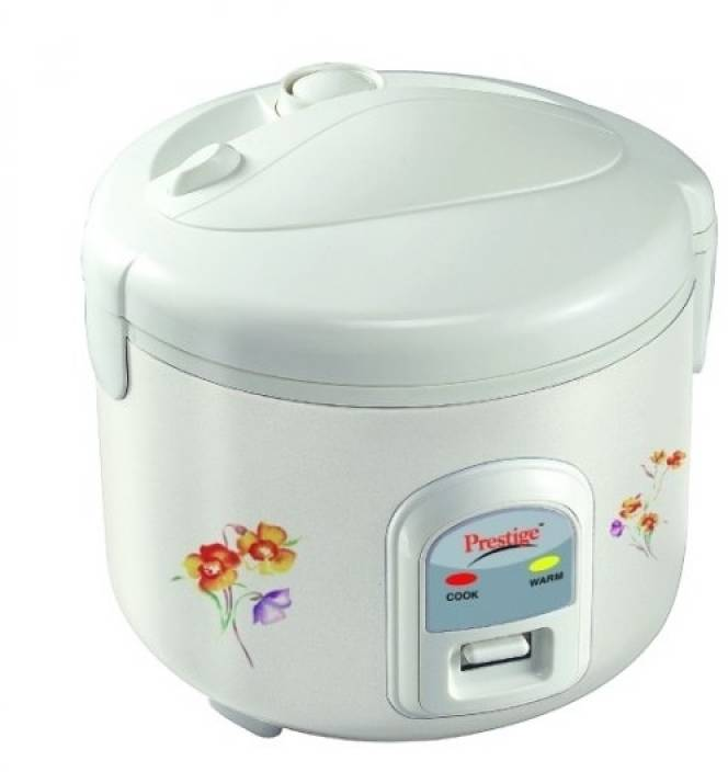 Prestige PRWCS 1.2 Electric Rice Cooker with Steaming Feature