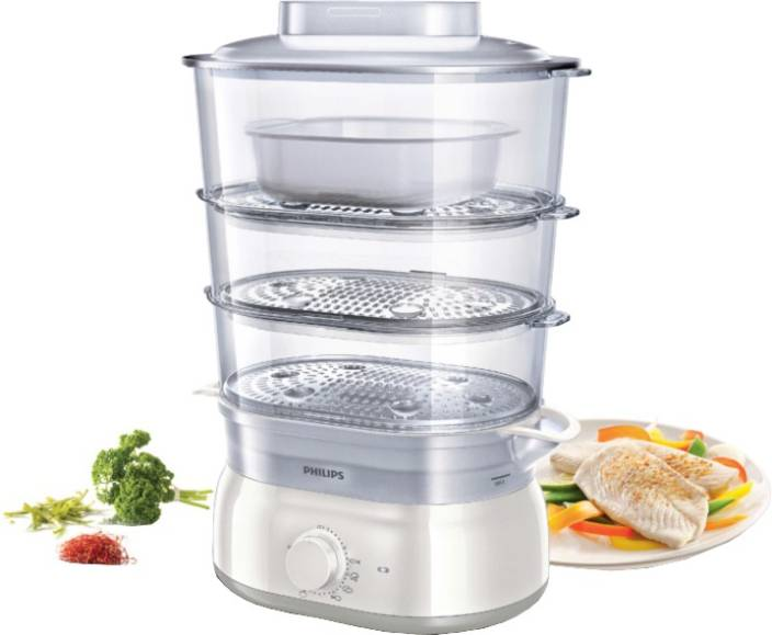 Philips HD9125/00 Food Steamer