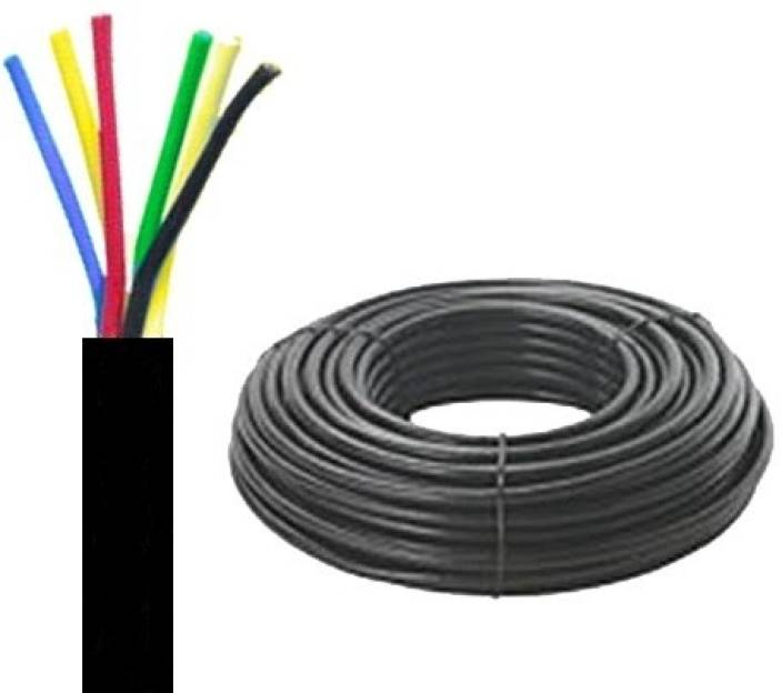 Electrical Wire Prices | Finolex Fr Pvc 0 75 Sq Mm Black 100 M Wire Price In India Buy