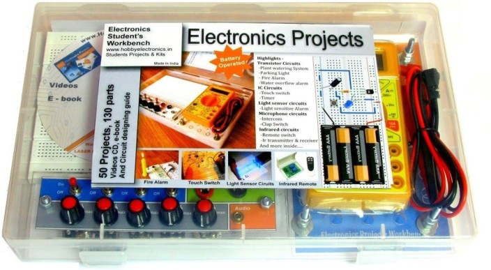 Hobby Electronics Projects Book