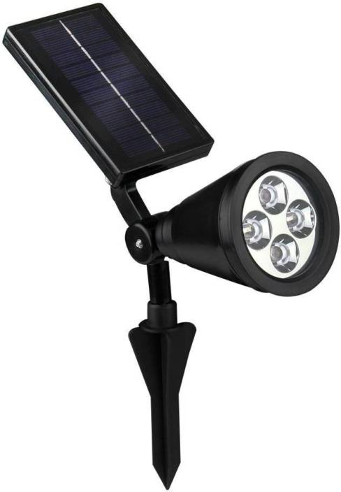 Quace bright outdoor led spotlight powered outdoor light for quace bright outdoor led spotlight powered outdoor light for landscape garden driveway mozeypictures Gallery