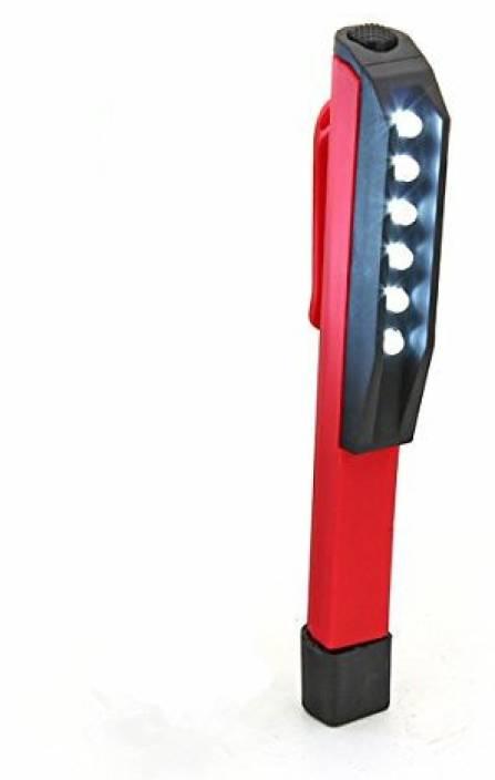 Futaba 6 LED Pocket Lamp Torch Flashlight Emergency Light