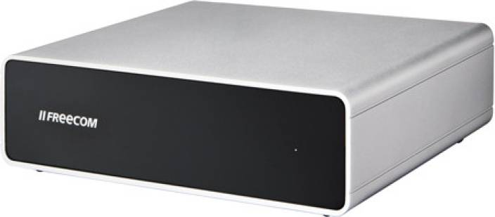 Freecom 2 TB Wired External Hard Disk Drive