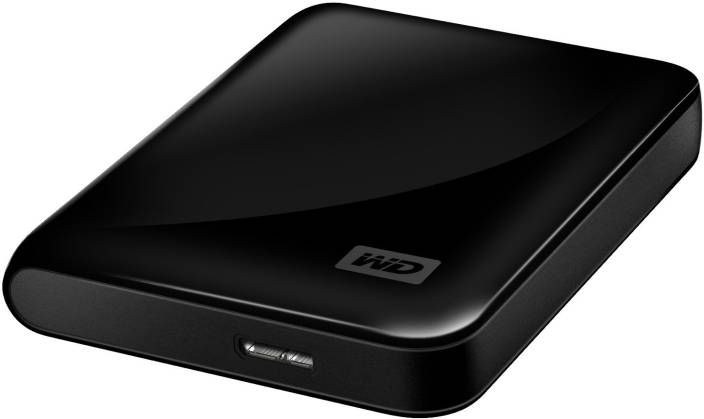 WD My Passport Essential SE 2.5 inch 1 TB External Hard Disk