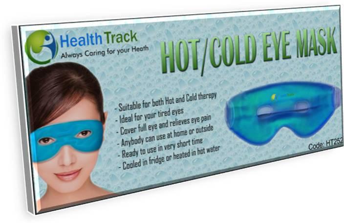 Health Track Hot/Cold Gel Gye Mask