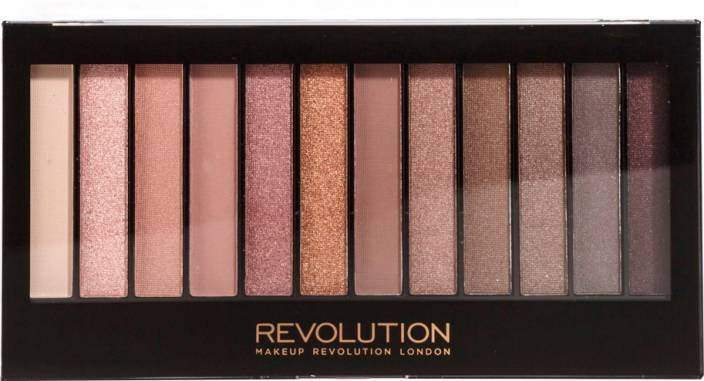Makeup Revolution Makeup Revolution Redemption Palette Iconic 3 14 g - Price in India, Buy Makeup Revolution Makeup Revolution Redemption Palette Iconic 3 ...