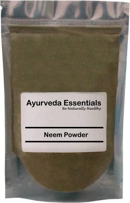 Ayurveda Essentials 100% Pure Neem Powder 100 gm