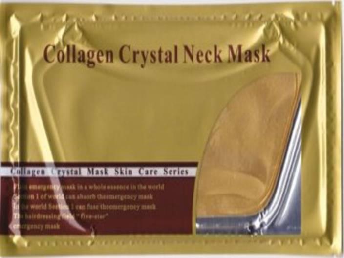 Missha Beauty Gold Collagen Neck Mask