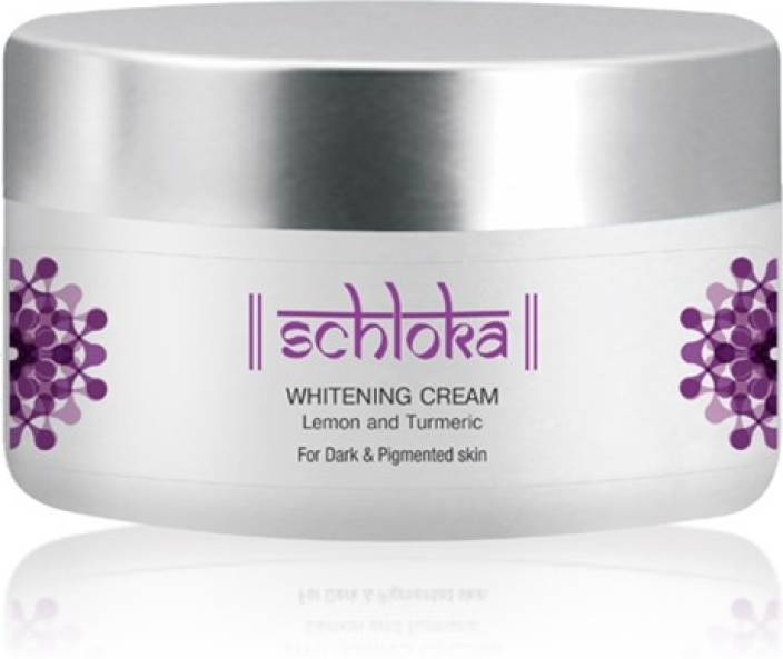 Modicare Schloka Whitening Cream with Lemon and Turmeric for Dark & Pigmented Skin