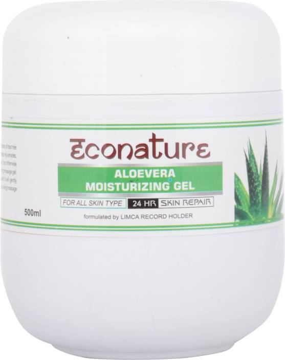 Econature Alovera Gel