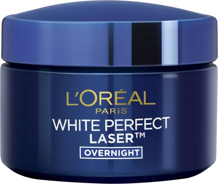 L'Oreal Paris White Perfect Laser Overnight Cream