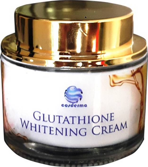 Cosderma Glutathione skin whitening cream