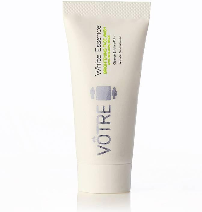 Votre White Essence Brightening Face Wash