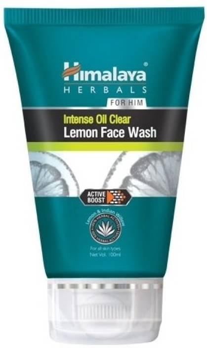 Dummy Intense Oil Clear Lemon Face Wash