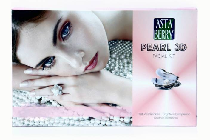 Astaberry Pearl 3D Facial Kit 55 g