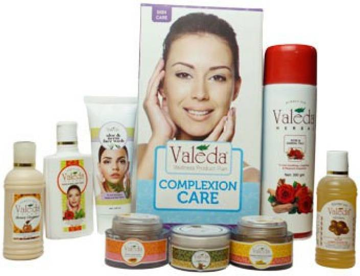 Valeda Herbal Complexion Care Kit 710 g