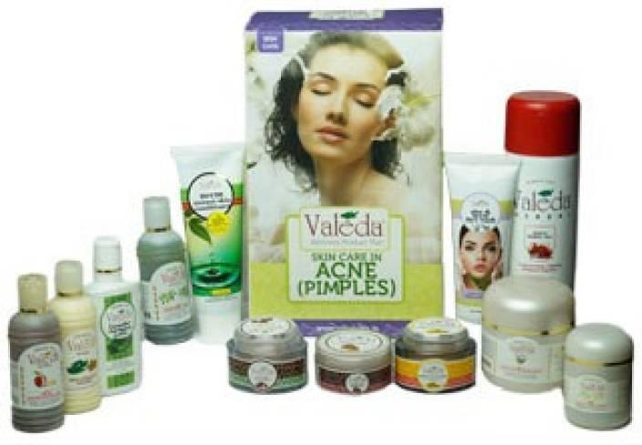 Valeda Herbal Acne (Pimples ) Cure Kit 1070 g