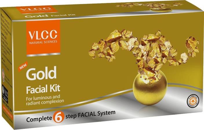 VLCC Gold Facial Kit 60 g