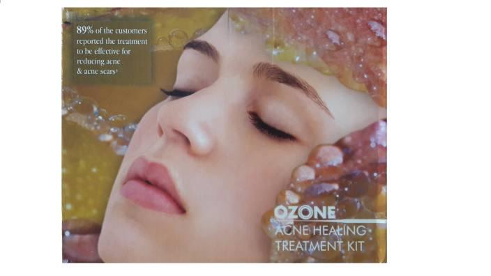 Ozone ACNE HEALING KIT 650 g