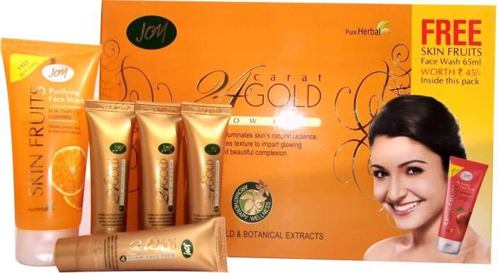 Joy 24 Carat Gold Glow kit