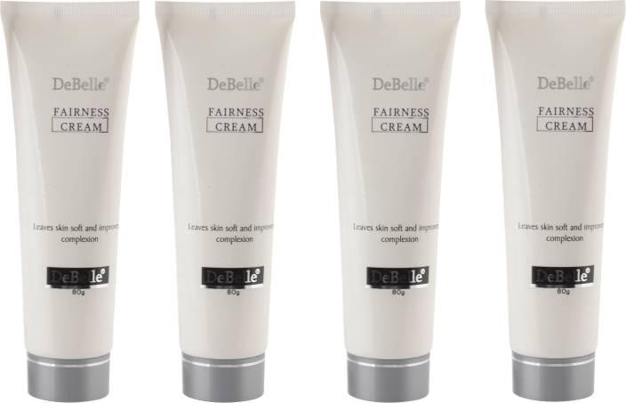DeBelle DeBelle 80g Fairness Cream (Pack of 4)