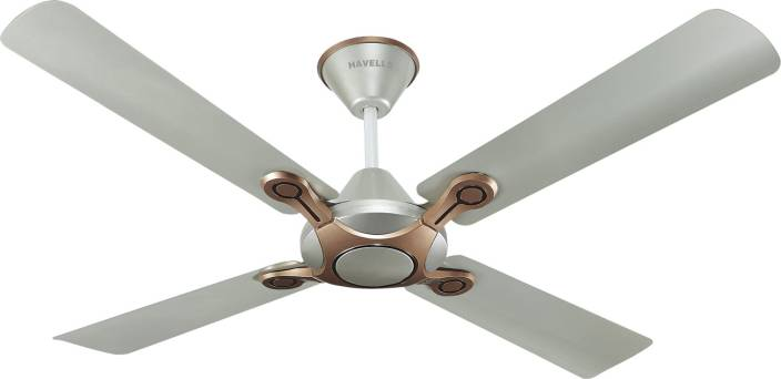 ceiling fan 4 blades. havells leganza 4blade 4 blade ceiling fan blades flipkart