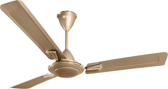 Orient Adonis 3 Blade Ceiling Fan Price In India Buy