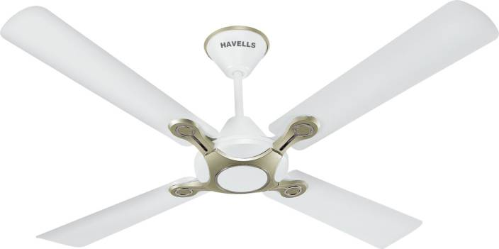 Havells leganza 4 blade ceiling fan price in india buy havells havells leganza 4 blade ceiling fan mozeypictures Choice Image