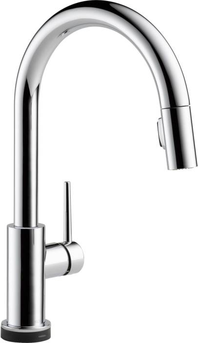 Delta 9159t Dst In Trinsic Pull Down Kitchen Mixer Faucet Price In