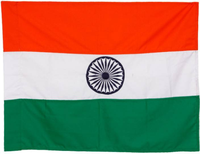 804d02c33f National Indian Flag Price in India - Buy National Indian Flag online at  Flipkart.com