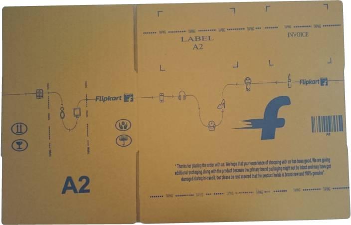 Flipkart Carton Box A2 12.2 x 8.3 x 4.5 inch