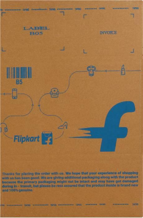 Flipkart Carton Box B5 12 x 10 x 8 inch