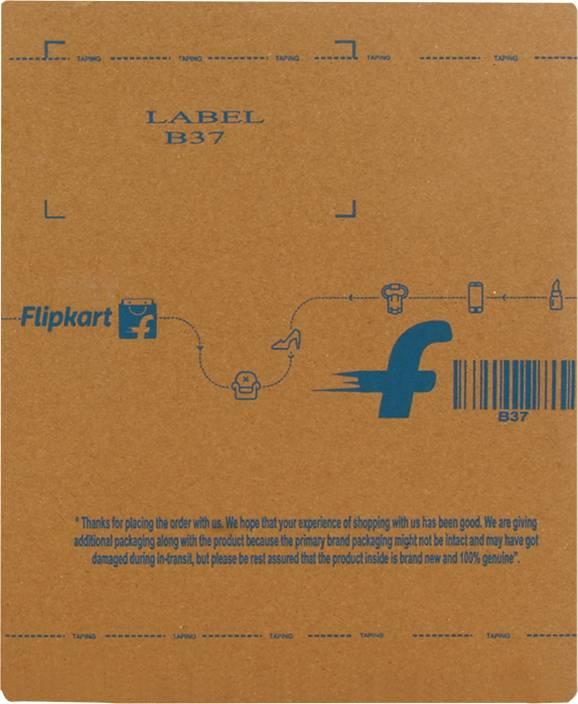 Flipkart Carton Box B37 10 x 9 x 3 inch